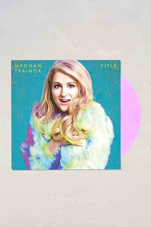 Meghan Trainor - Title LP,PINK,ONE SIZE