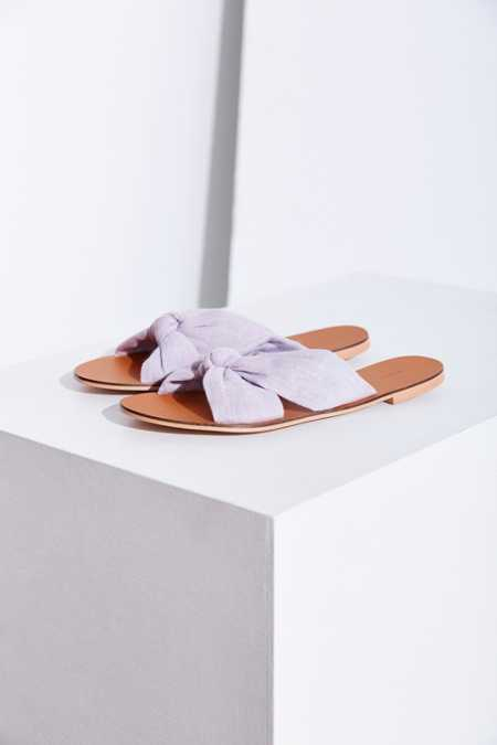 Cooperative Ayana Knotted Slide Sandal
