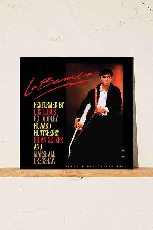 Various Artists - La Bamba Soundtrack LP,BLACK,ONE SIZE
