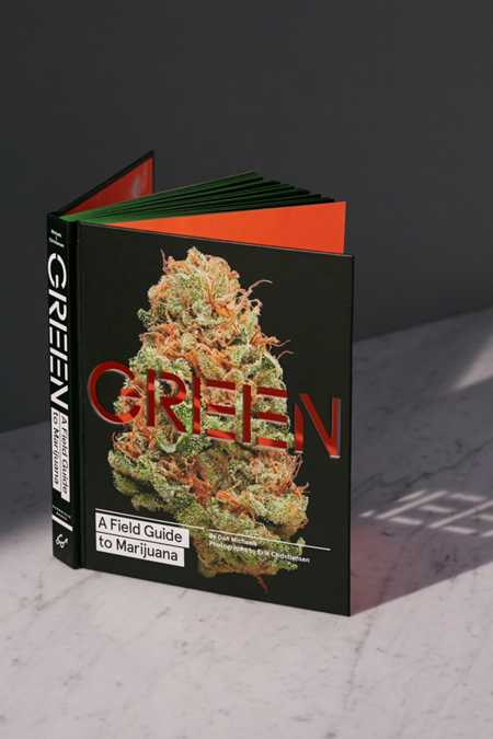 Green: A Field Guide To Marijuana By Dan Michaels