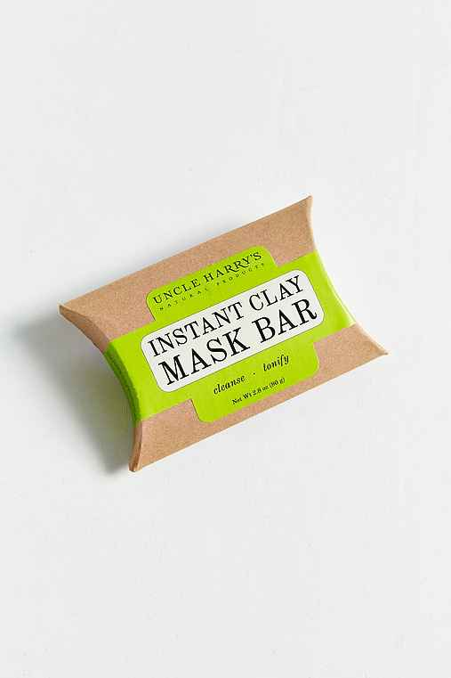 Uncle Harry's Instant Clay Mask Bar,ASSORTED,ONE SIZE
