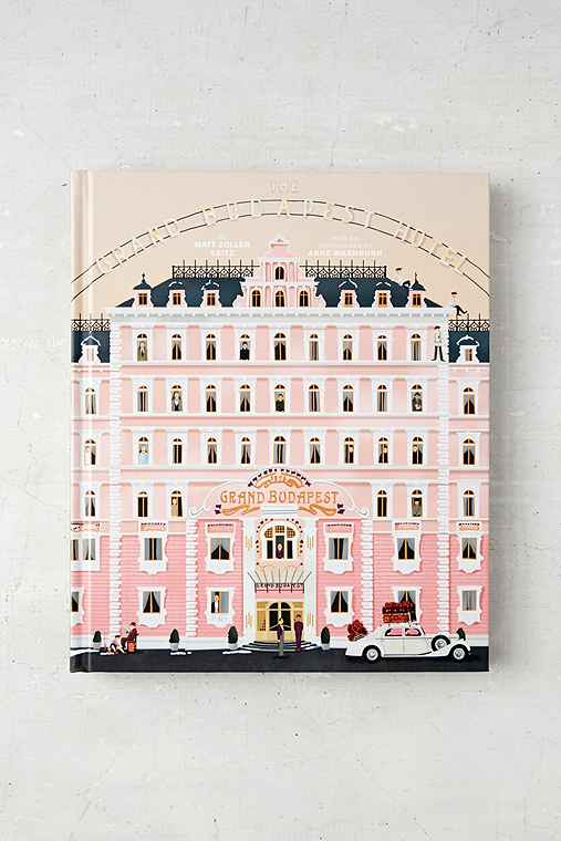 The Wes Anderson Collection: The Grand Budapest Hotel By Matt Zoller Seitz & Anne Washburn,ASSORTED,ONE SIZE