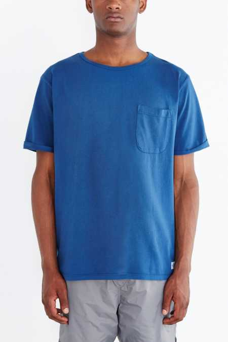 CPO Heavyweight Cotton Wide Neck Tee