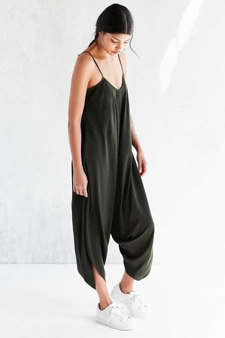 Silence + Noise Oversized Jumpsuit
