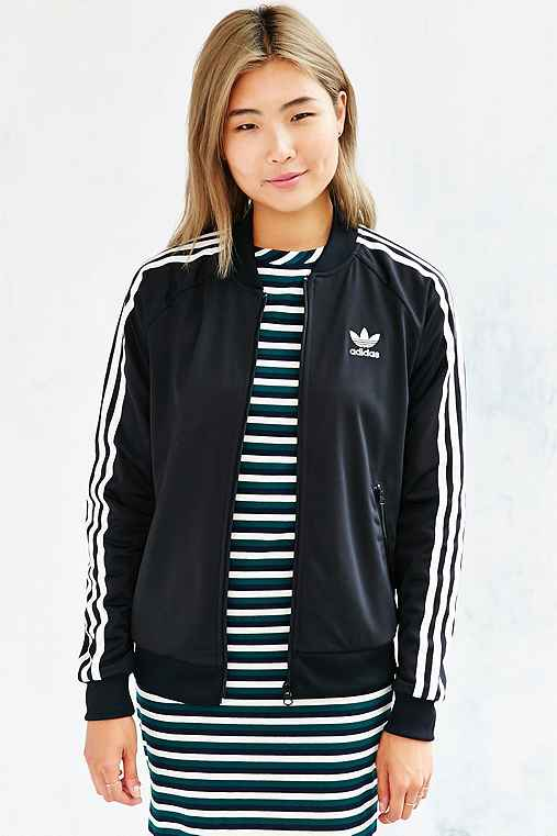 adidas Superstar Track Jacket,BLACK,L