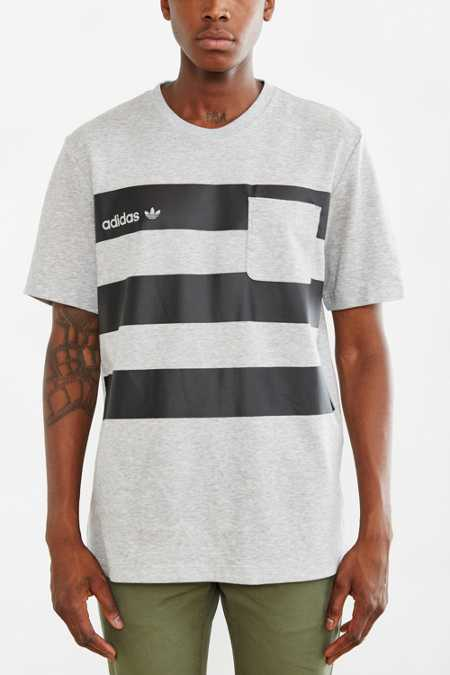 adidas Street Pocket Crew Neck Tee