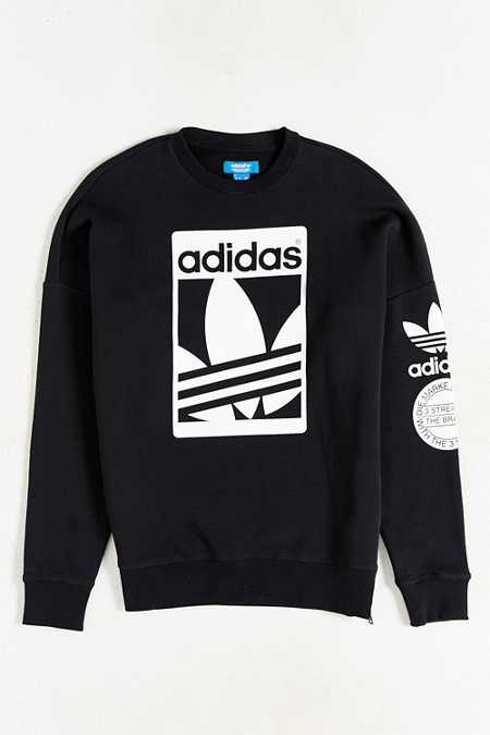 adidas Originals Box Trefoil Graphic Sweatshirt