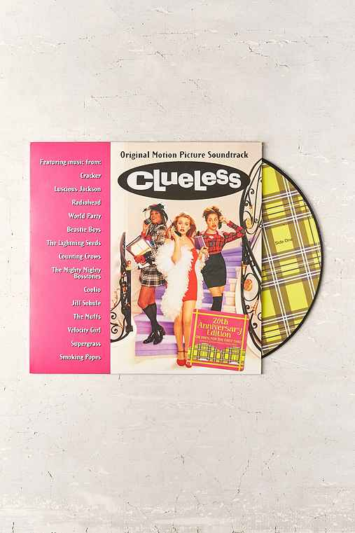 Various Artists - Clueless Soundtrack LP,YELLOW,ONE SIZE