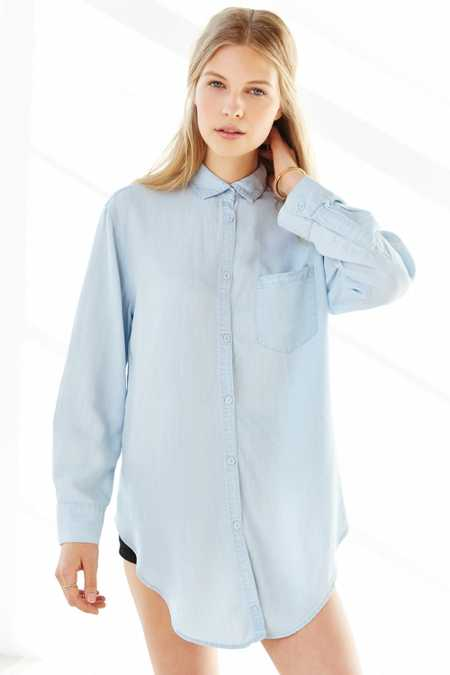 Cheap Monday Turn Denim Shirt