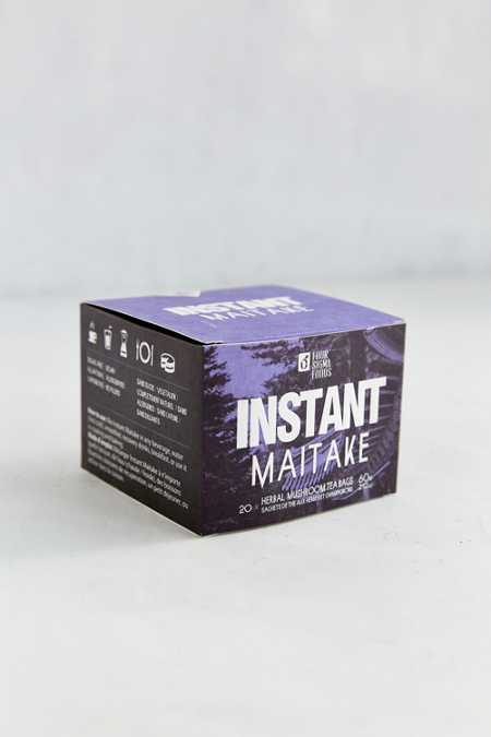 Four Sigma Foods Instant Maitake Herbal Mushroom Tea