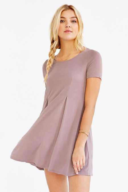 Silence + Noise Riley Trapeze Dress