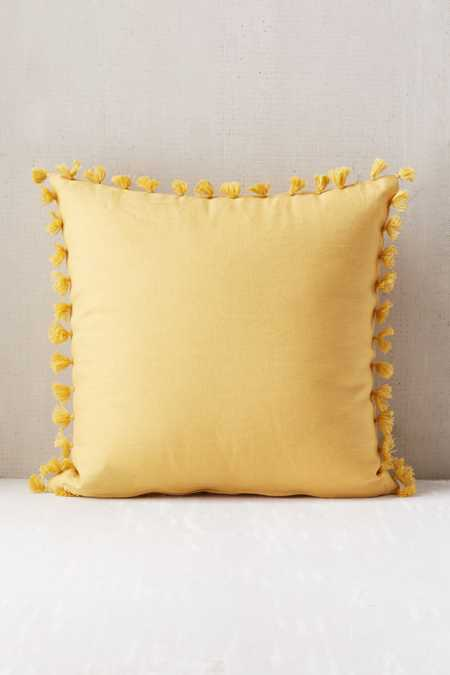 Magical Thinking Avery Tassel Pillow