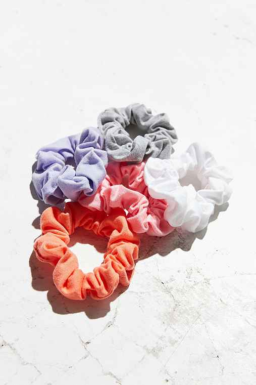 Days Of The Week Scrunchie Set,MULTI,ONE SIZE