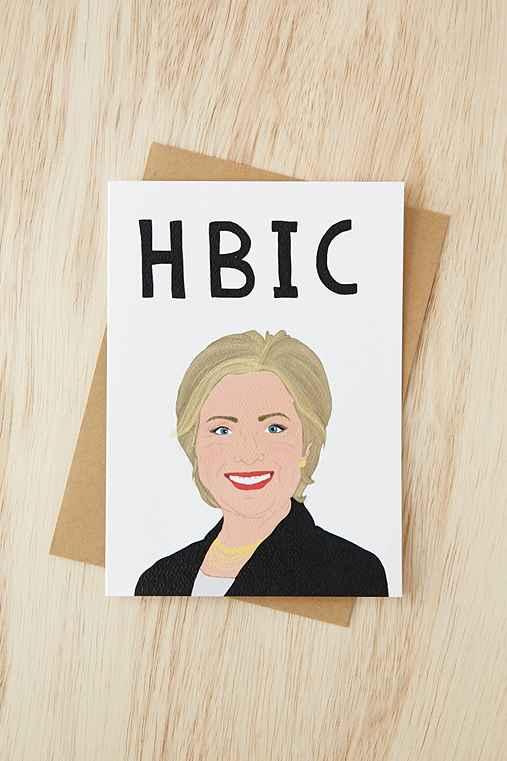 Tay Ham HBIC Card,MULTI,ONE SIZE