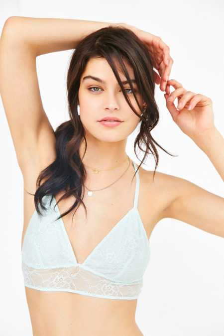 Out From Under Juliet Lace Racerback Bra