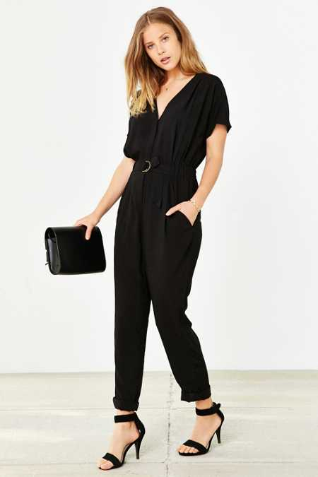COPE Belted Jumpsuit