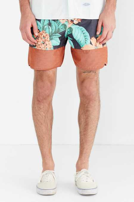 Without Walls Dolphin Hem Boardshort
