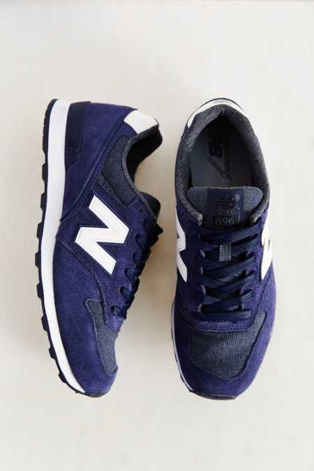 New Balance 696 Shadows Running Sneaker