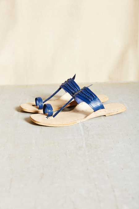 Stitchwallah Leather Sandal