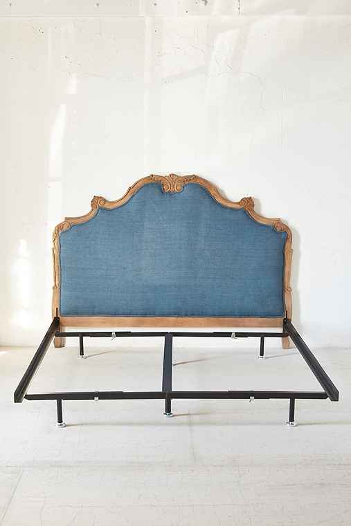 basic metal bed frame outfitters
