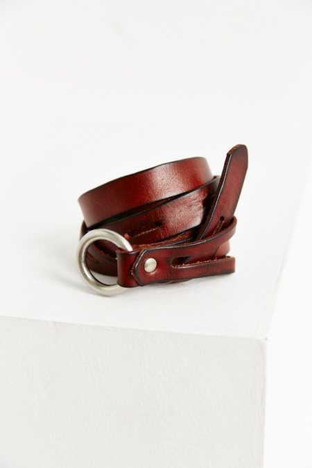 Ecote Fishtail Wrap Belt