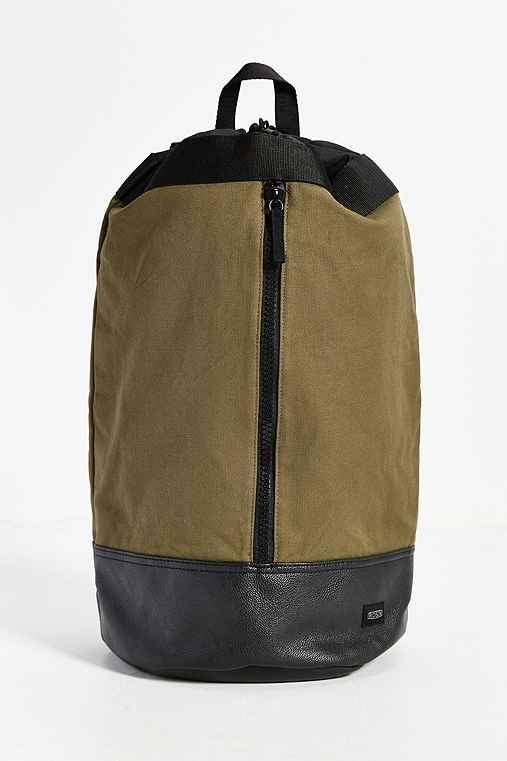 Rosin Cinch Bucket Rucksack Backpack,GREEN,ONE SIZE