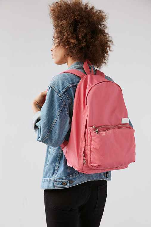 STATE Bags Lorimer Nylon Tri Backpack,PINK,ONE SIZE