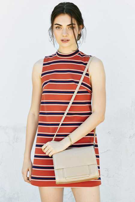 Matt & Nat Shareen Structured Crossbody Bag