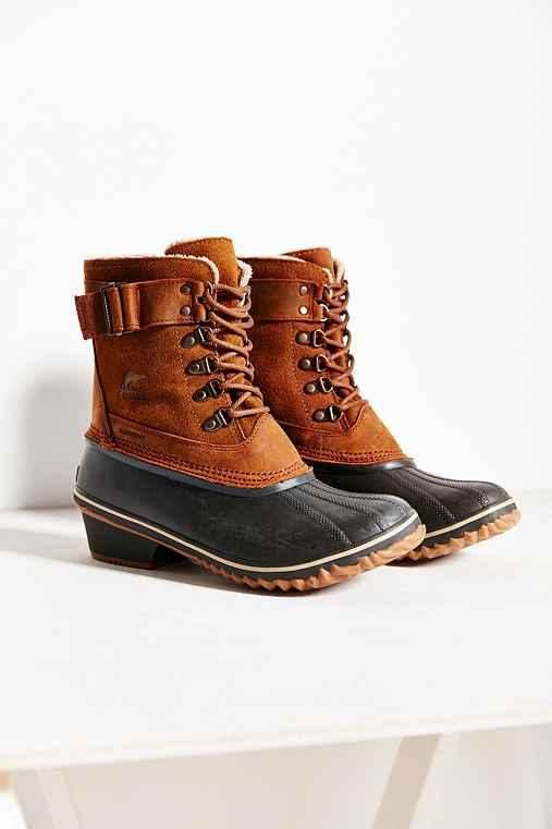 Sorel Winter Fancy Lace-Up II Boot,BROWN MULTI,9