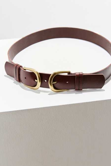 BDG Double Buckle Belt