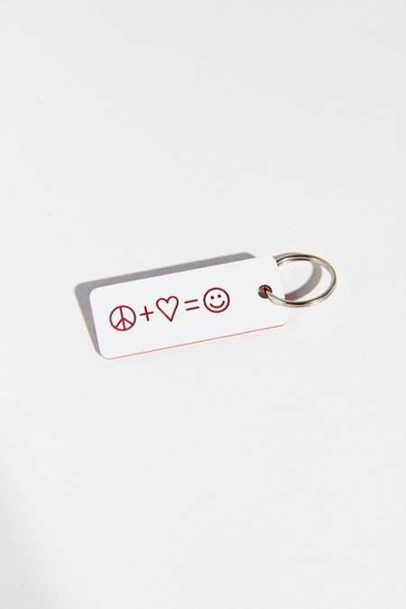 Various Keytags Keychain