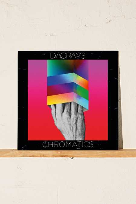 Diagrams - Chromatics 2XLP