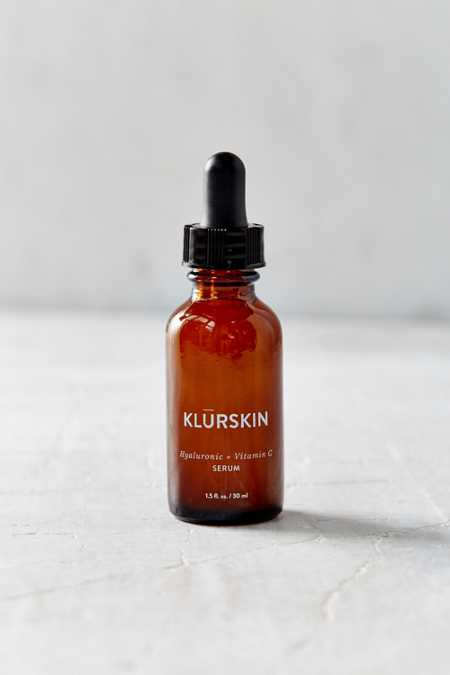 Klurskin Hyaluronic + Vitamin C Serum