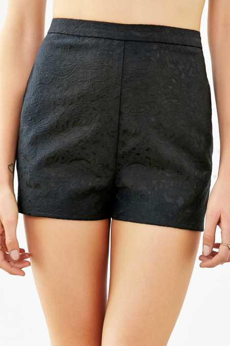 Lucca Couture Modern Pin-Up Short