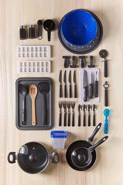 Total Kitchen 59 Piece Set. U201c