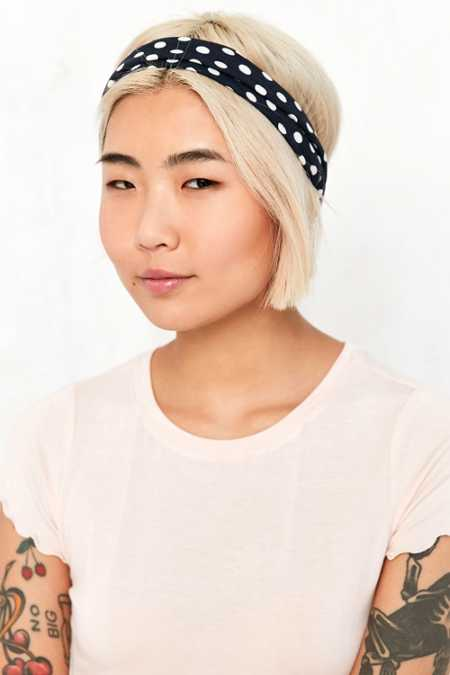Camille Wide Headwrap