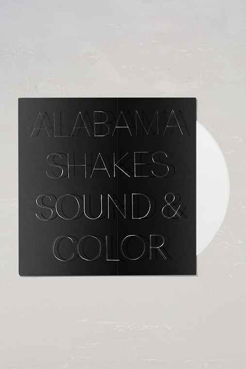 Alabama Shakes - Sound & Color 2XLP + MP3,WHITE,ONE SIZE