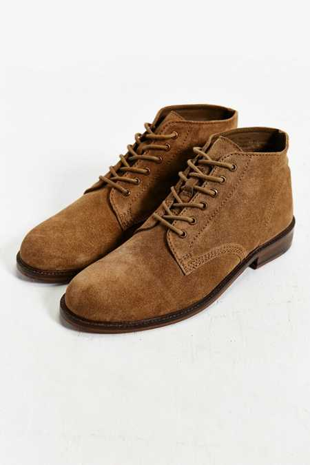 Hawkings McGill 6-Eye Suede Boot