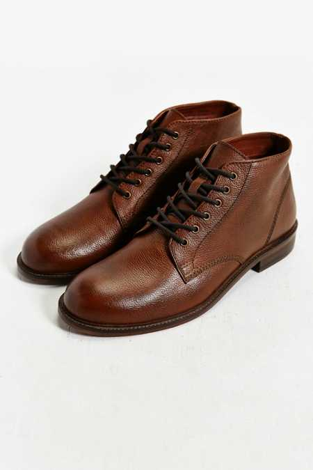 Hawkings McGill 6-Eye Leather Boot