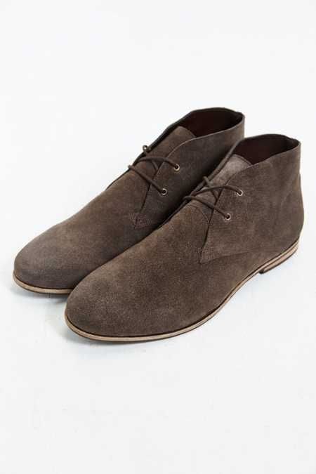 Hawkings McGill Dress Suede Chukka Boot