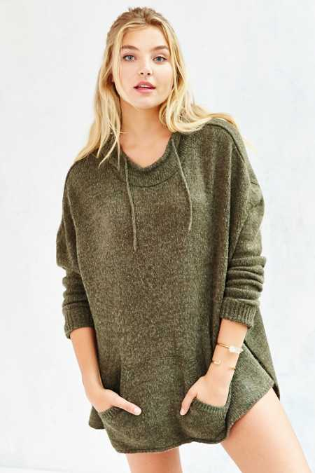 Ecote Boyfriend Hooded Sweater