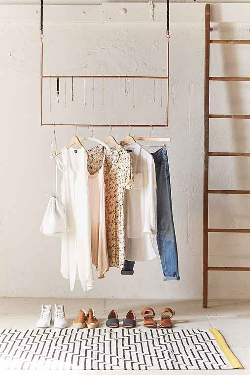 Ceiling Clothing Rack Urban Outfitters