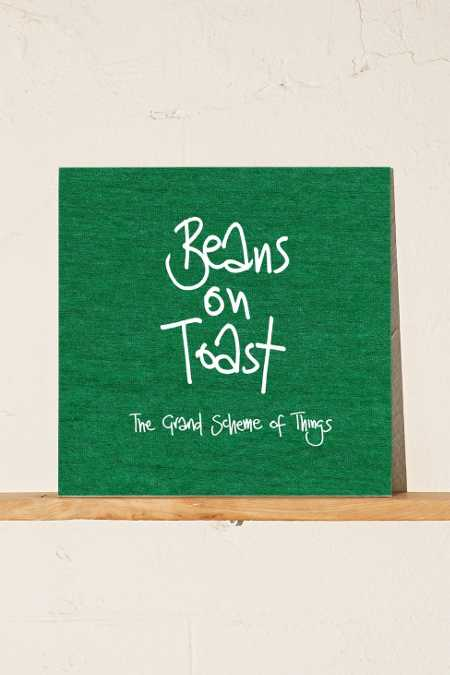 Beans On Toast - The Grand Scheme Of Things LP