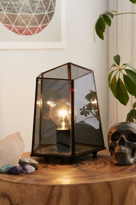 Magical Thinking Crystal Lamp