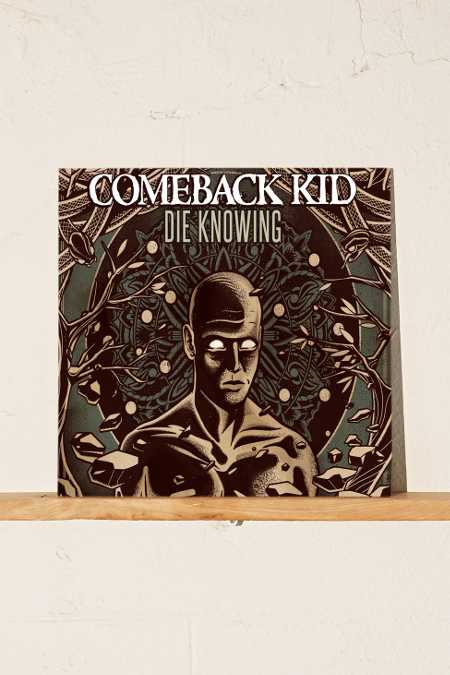Comeback Kid - Die Knowing LP+MP3