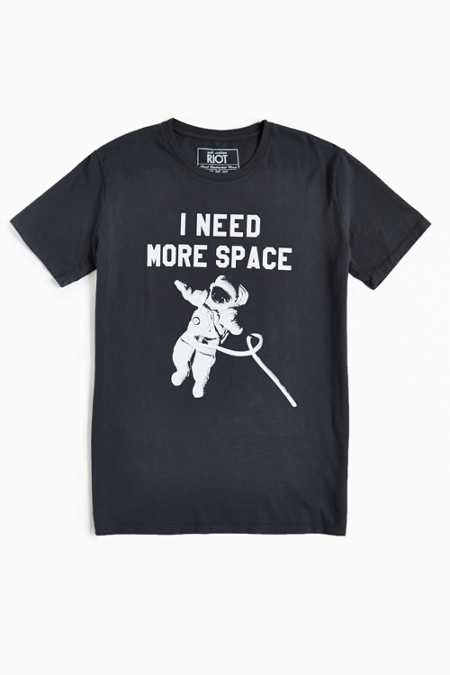 Suburban Riot I Need More Space Tee