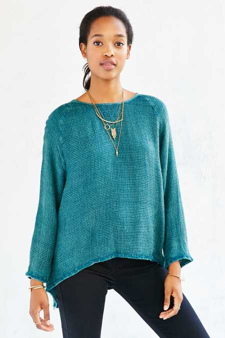 Ecote Jetty Cozy Thermal Top