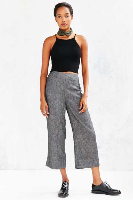 Cooperative Straight Shot Cropped Pant