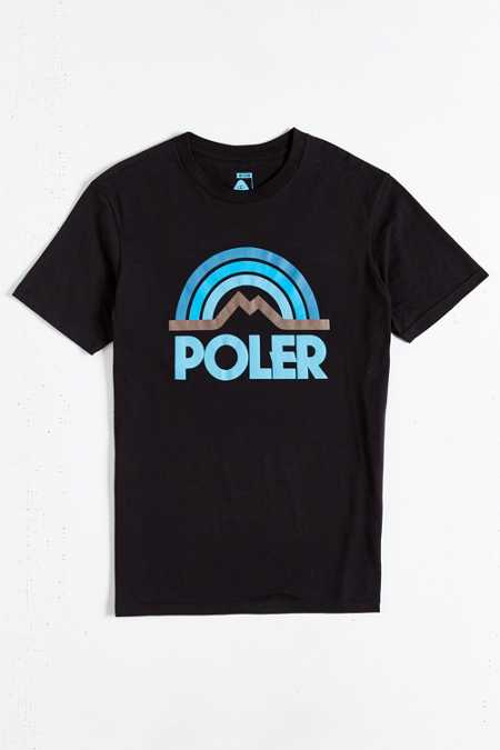 Poler Mountain Sunset Tee