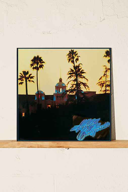 Eagles - Hotel California LP,BLACK,ONE SIZE